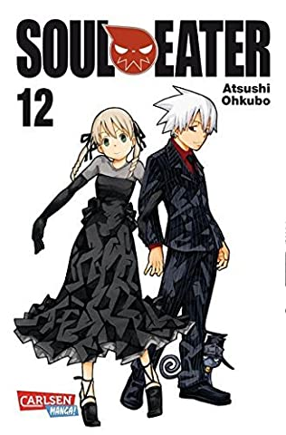 Soul Eater Tome 9 - Soul Eater 12 by Atsushi Ohkubo