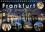 Frankfurt city view (Tischkalender 2019 DIN A5 quer): Ein einzigartigen Kalender von und über Frankfurt (Monatskalender, 14 Seiten ) (CALVENDO Orte)