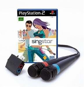 SingStar inkl. 2 Mikrofone - [PlayStation 2]