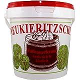 Frisches rohes sächsisches Sauerkraut im Eimerchen, 1 kg (950g), ohne Zucker und chemische Zusätze