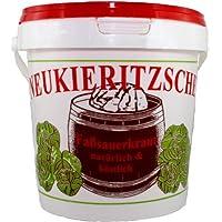 Frisches, rohes Sauerkraut 1x 1kg Eimer (nicht pasteurisiert)