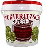 Frisches rohes sächsisches Sauerkraut im Eimerchen, 1 kg (950g), ohne Zucker und chemische Zusätz