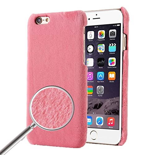 Phone case & Hülle Für IPhone 6 / 6s, stilvolle feste Farbe Wistiti harte rückseitige Abdeckungs-schützende rückseitige Fall ( SKU : S-IP6G-2117W ) S-IP6G-2117A