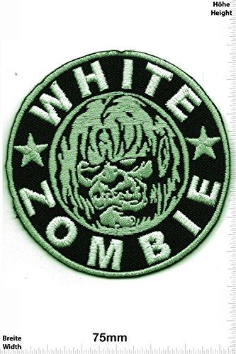 Patch - White Zombie - Cool Brands Patch - Streetwear - Vintage - Patches - Aufnäher Embleme Bügelbild Aufbügler -
