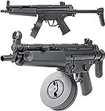 AEG Elektrisches Softair Gewehr Vollautomatisch mit Trommelmagazin