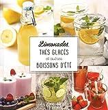 Limonades, thés glacés et autres boissons d'été