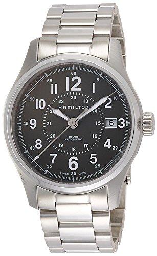 Hamilton Reloj Caqui Campo Automático Mecánico Self-Winding 10Agua presión h70595163Hombre [Regular...