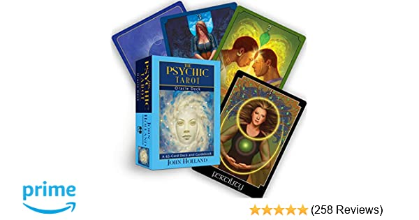 The Psychic Tarot Oracle Deck (Cards)