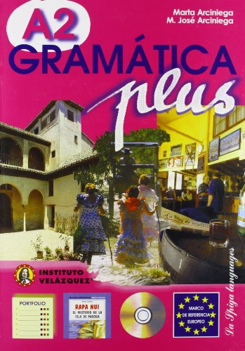 Gramatica plus. Modulo A + CD: 2