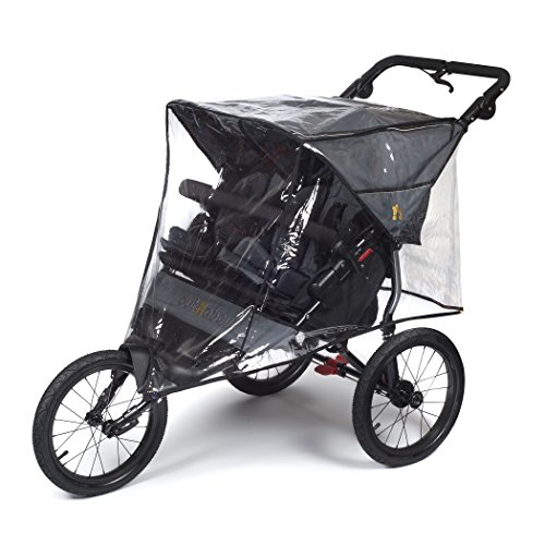out n about nipper sport v4 double stroller steel grey. Black Bedroom Furniture Sets. Home Design Ideas