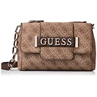 GUESS Womens Handbags, Brown (Merlot) - SG744214