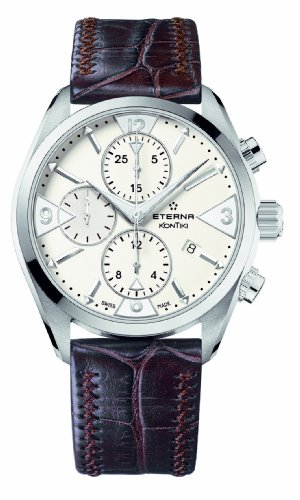 Eterna Men's 1240.41.63.1183 Automatic Kontiki Chronograph Watch