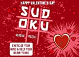 Valentines Gifts for Her: Sudoku Puzzle Book as a Valentines Day Gift for Her: Valentines Day Gifts for Girlfriend, Wife, or Mom