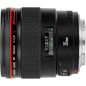 Canon EF3514LU EF35mm f/1.4 L USM Lens