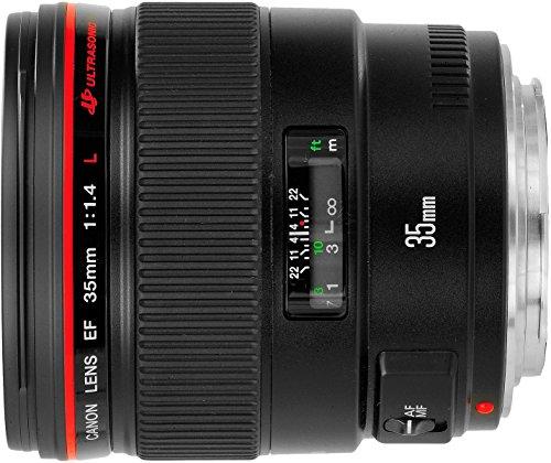 Canon EF 35mm 1:1,4 L USM Objektiv (72 mm Filtergewinde)