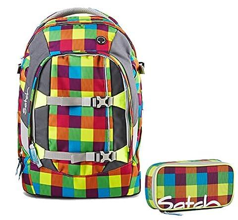 Satch Pack - 2tlg. Set Schulrucksack - Beach Leach 2.0 (Box)