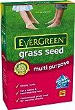 Scotts Miracle-Gro EverGreen Multi Purpose Grass Seed Carton, 840 g