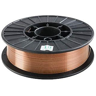 Arebos® Gas Shielded Flux Cored Welding Wire 5kg/Roll SG2 - Ø 0.8 mm - ER70S - 6