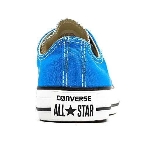 Converse Chuck Taylor All Star Ox, Unisex-Erwachsene Sneaker Blau