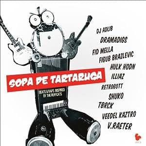 Sopa de Tartaruga (Inspired By Ruffcats) [Vinyl LP]
