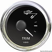 Osculati 27.596.01 - Indicatore trim nero