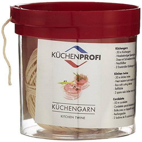 Küchenprofi 0925500000 Kordelbox mit Schneidvorrichtung Kunststoffbox