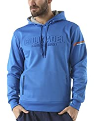 Sudadera Bull Padel Ternon (Azul, L)
