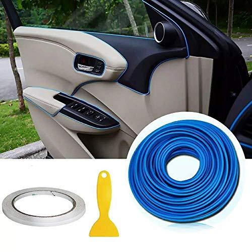 Tiras de molduras interiores para autos - AUTOMAN Tiras de molduras para...