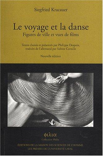 Le voyage et la danse : Figures de ville...