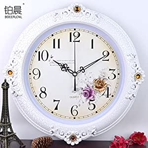 living room clocks european style wall clock bedroom living room office 10229