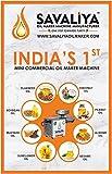 Savaliya Industries Stainless Steel Oil Maker Machine SI-601 (Silver)