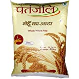 #5: Patanjali Whole Wheat Atta, 10kg