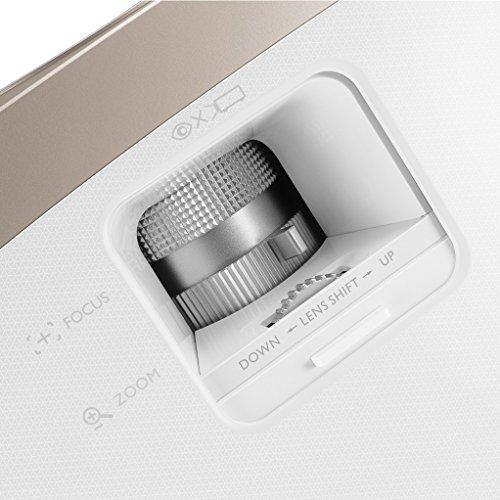 BenQ W2000 3D Heimkino DLP-Projektor (Full HD Beamer, 2.000 ANSI Lumen) Weiß - 6