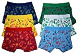 6 | 12 Stück Kinder Jungen Boxershorts Unterhosen Kids Unterwäsche Baumwolle Gr. 92 bis 178 - BestSale247