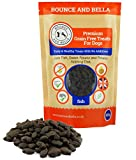 Grain Free Dog Training Treats - 1000 Tasty Treat Pack - 80% Steam Cooked Fish and 20% Potato & Sweet Potato - Hypoallergenic with Omega-3 fatty acids and Vitamins A and D3 for Healthy Dogs (500g)