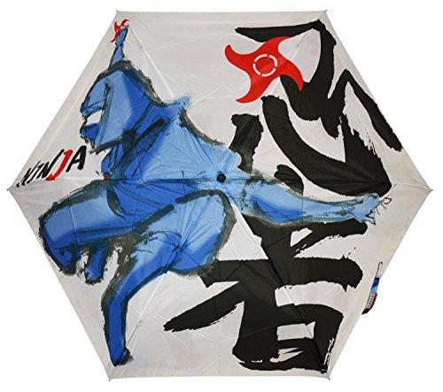'Ombrello pieghevole ombrello UV cut Ninja dal Giappone