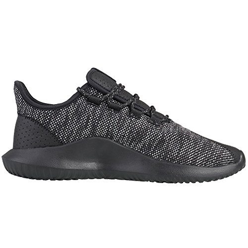 Adidas, Uomo, Tubular Shadow Core Black Solid Grey White, Pelle/Canvas, Sneakers, Nero core black-ch solid grey-footwear white