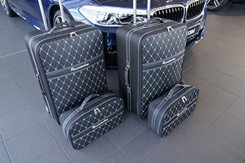 Roadsterbag Kofferset passend für BMW 5er (G30)