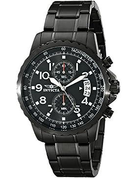 Invicta Herren-Armbanduhr Quarz Chronograph 13787