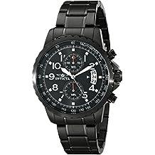 Invicta Specialty - 13787 Orologio da Polso, Cronografo, Uomo, Cinturino Acciaio Inossidabile, Nero - Cronografo Resistente All'acqua Orologio