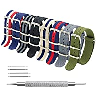 Montre - MEGALITH - nylon strap-4pc