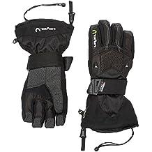 Level Super Pipe Gore-tex–Guantes para adultos, otoño/invierno, unisex, color Negro - negro, tamaño 7,5