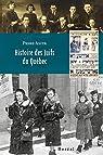 Histoire des juifs du Québec par Anctil
