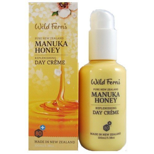 Wild Ferns Manuka Honey Replenishing Day Creme 100ml