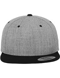 Classic Flexfit 2-Tone Snapback Cap in viele Farben