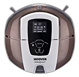 Hoover RBC070 - Roboter-Staubsauger (Grau, Lithium, LCD)