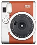 The INSTAX Mini 90 Neo Classic combines a premium build quality with a stylish, retro camera design that offers a full range of camera functions. Featuring a variety of new shooting modes, the INSTAX Mini 90 now includes double exposure and macro mod...