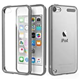 Best Ipod Case 5th Generations - ELV Hybrid Fortified PC Back TPU Bumper Impact Review