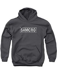 Sons of Anarchy SAMCRO Big Boys sudadera con capucha para