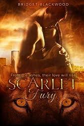 A Scarlet Fury (World in Shadows) (Volume 2) by Bridget Blackwood (2014-08-19)